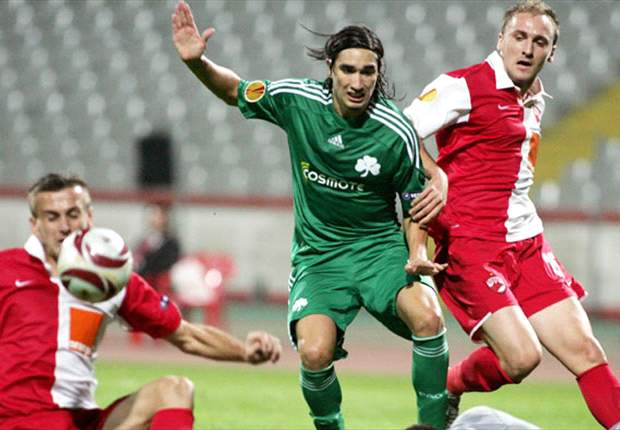 Benfica Line Up Panathinaikos' Sebastian Leto As Replacement For Angel Di Maria