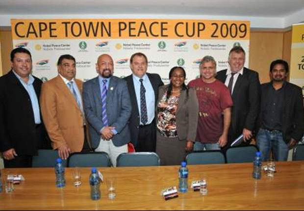 First Ever Cape Town Peace Cup Set To Attract The Crowds