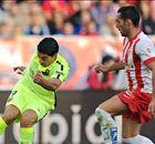 Player Ratings: Almeria 1-2 Barcelona