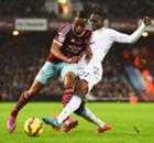 West Ham 0-0 Aston Villa: Guzan stars