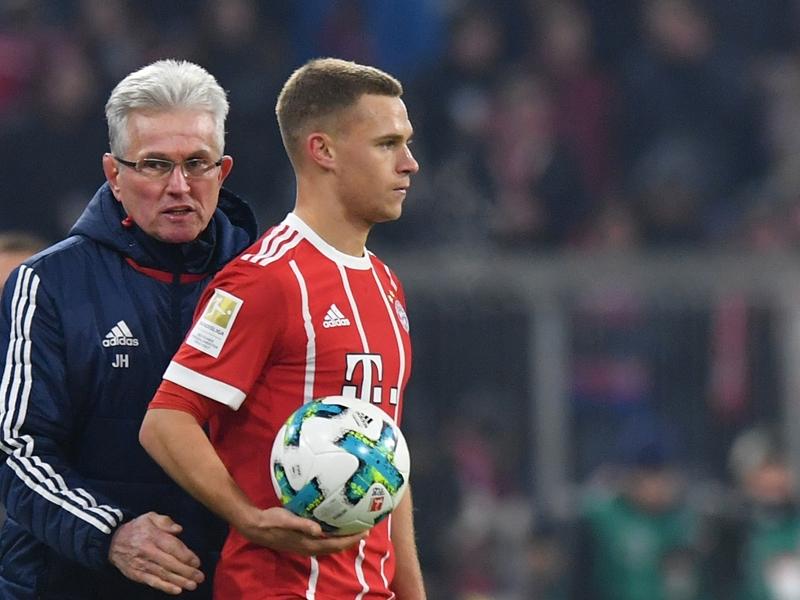 """VIDEO - Jupp Heynckes et ses joueurs ont """"faim de Ligue des Champions"""""""