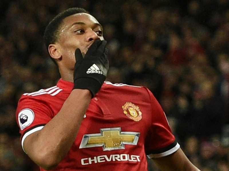 Alexis in? Not at Martial's expense - Frenchman fires as Man Utd see off Stoke
