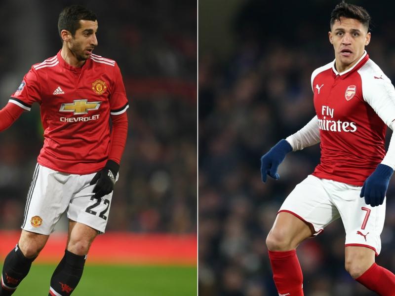 Neville: Mourinho would happily swap Mkhitaryan for Sanchez