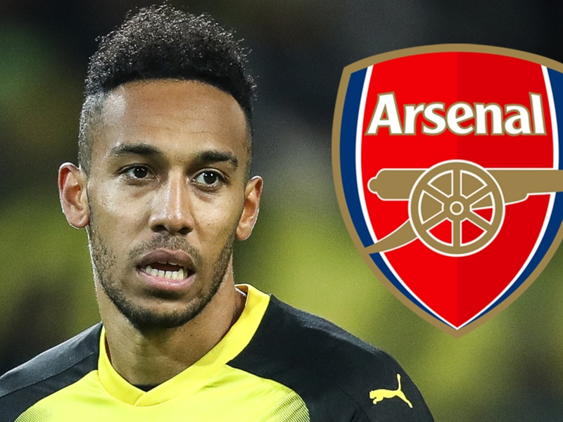 Arsenal-linked Aubameyang set for showdown talks with Dortmund