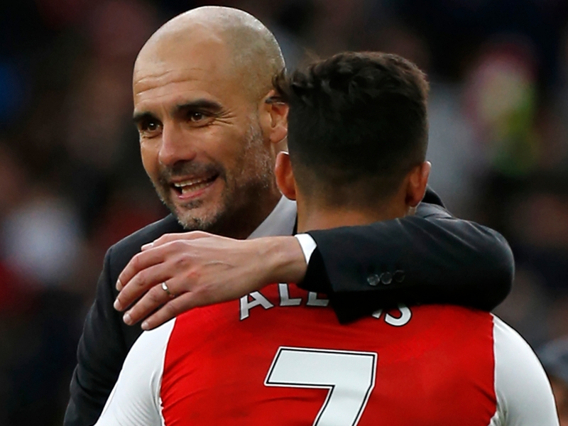 Morals over money - Why Man City pulled out of Alexis Sanchez transfer
