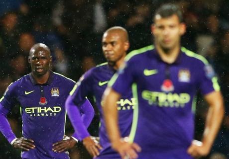 Résumé de match, QPR-Manchester City (2-2)