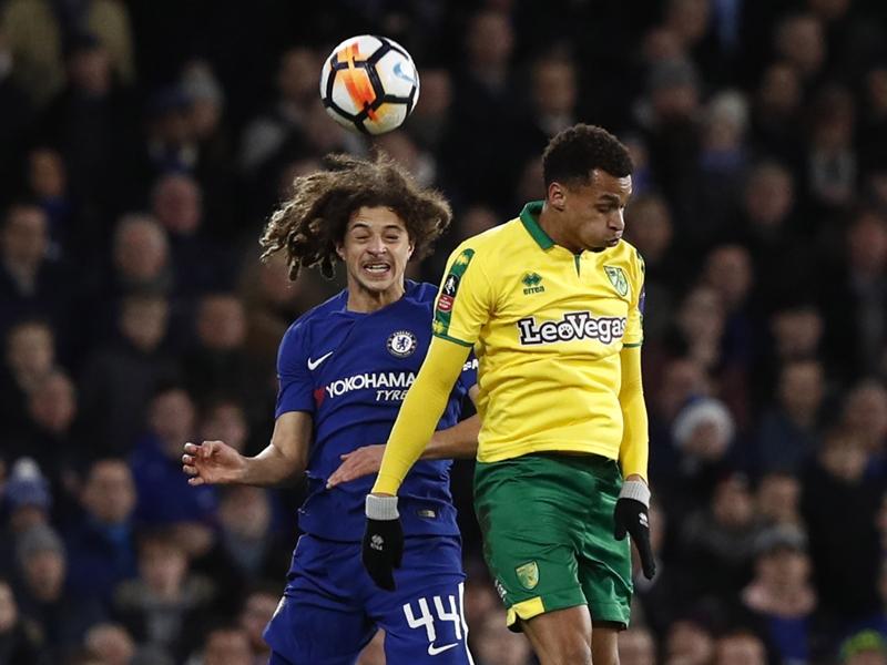 Chelsea-Norwich 1-1 t.b. 5-3, Chelsea a joué avec le feu