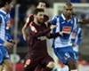 Messi's penalty struggles continue as Barca unbeaten run ends