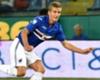 Sampdoria midfielder Dennis Praet