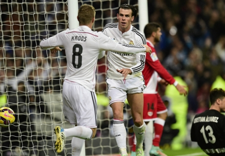 Report: Real Madrid 5-1 Rayo