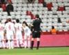 KAYSERİSPOR GÜLE OYNAYA ÇEYREK FİNALE: 0-2
