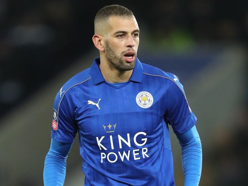 Angleterre - Plusieurs clubs intéressés par Islam Slimani (Leicester)