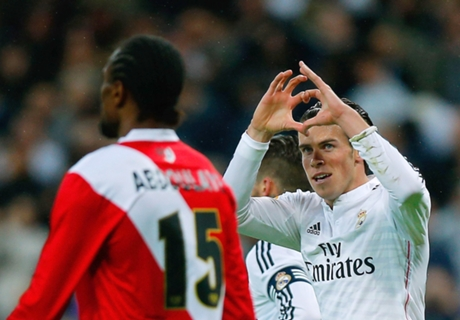 Real Madrid 5-1 Rayo: Madrid rolls