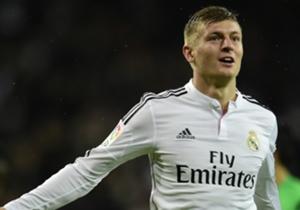 Einer der Top-Vorbereiter in La Liga: Toni Kroos