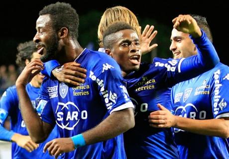 Résumé du match : Bastia - Montpellier (2-0).