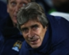 Pellegrini not worried by Chelsea