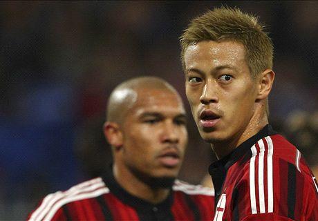 LIVE: AC Milan 0-0 Inter