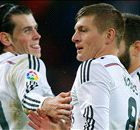 Ratings: Madrid 5-1 Rayo Vallecano