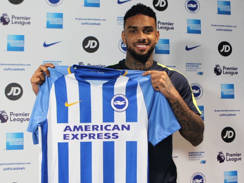 Brighton break transfer record for £16m Locadia
