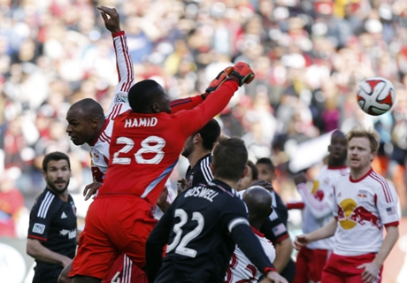 D.C. United 2-1 NYRB: Red Bulls advance