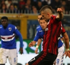 Report: Sampdoria 2-2 Milan