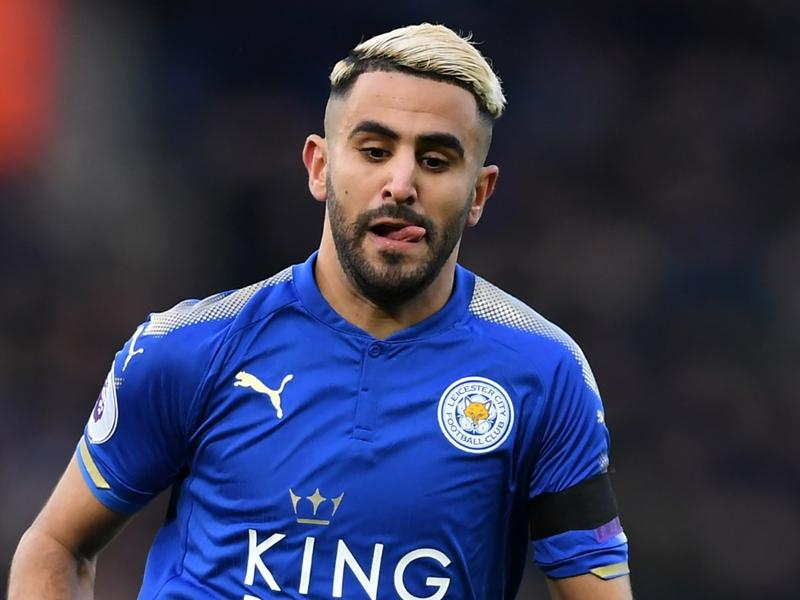 Leicester, Riyad Mahrez n'ira pas à Manchester City