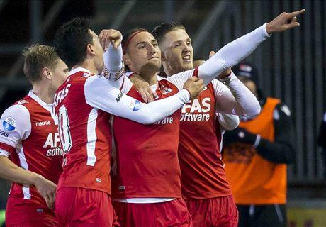 Laporan: Cambuur 0-2 AZ Alkmaar
