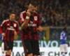 Sampdoria 2-2 Milan: Menez leveler
