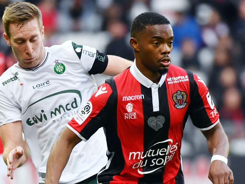 Nice-Saint-Etienne 1-0, Nice enfonce l'ASSE