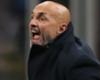 Inter head coach Luciano Spalletti