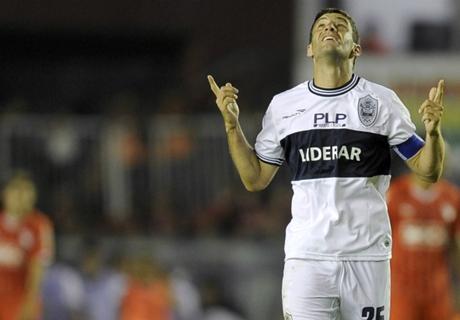 Argentina: Independiente 0-1 Gimnasia L.P.