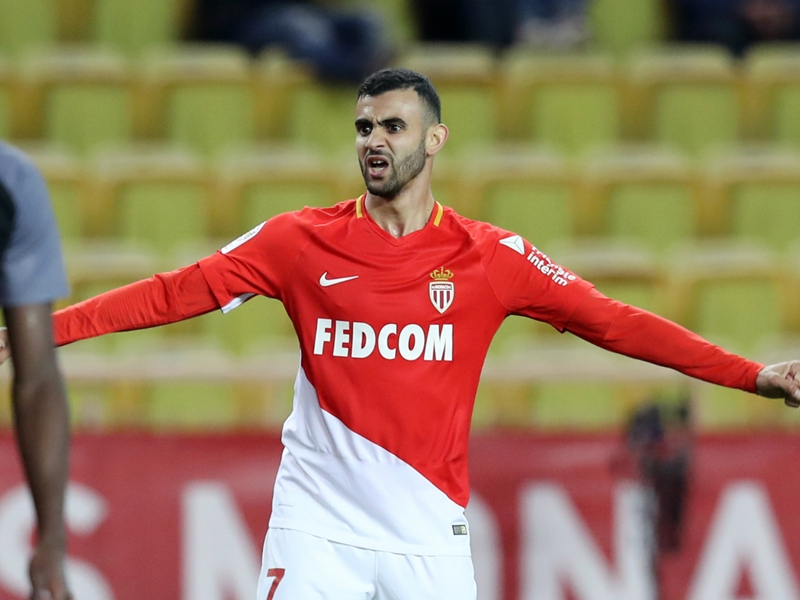 Leicester sign Algeria winger Ghezzal from Monaco