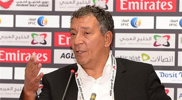 مدرب الجزيرة الإماراتي: اللاعبون محبطون ونحاول تخطي المرحلة الصعبة