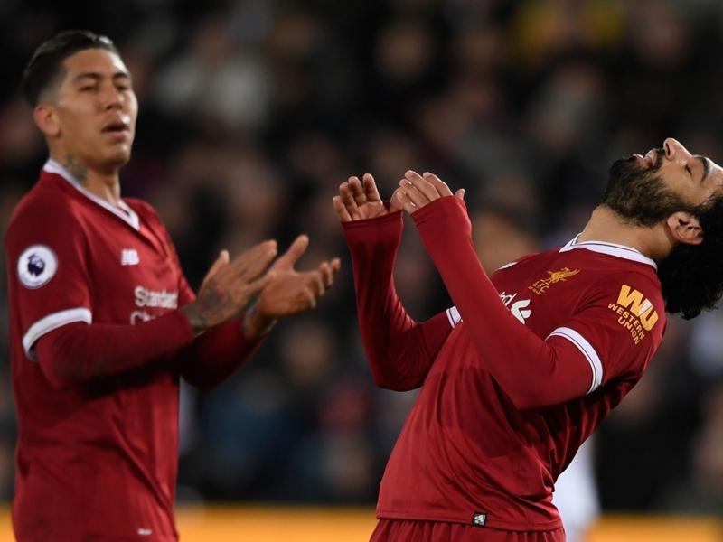 جماهير ليفربول ينتقدون أداء صلاح ويطالبون بالتعاقد مع محرز