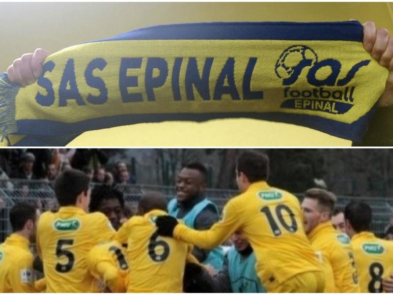 """Coupe de France - Épinal : """"L'effervescence est extraordinaire, il y a un effet OM"""""""