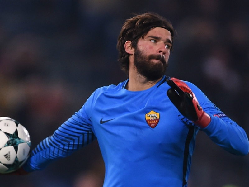 Liverpool warned 'Messi of keepers' Alisson will cost 'far more than €50m'