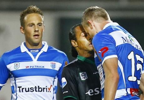 PEC Zwolle Tembus Tiga Besar