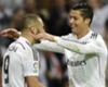 """""""Garçom"""" de Cristiano Ronaldo, Benzema exalta o português: """"com ele fica mais fácil"""""""