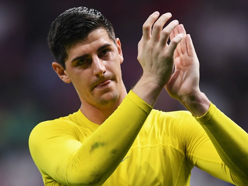 Why Chelsea ace Courtois has his heart set on a return to Madrid