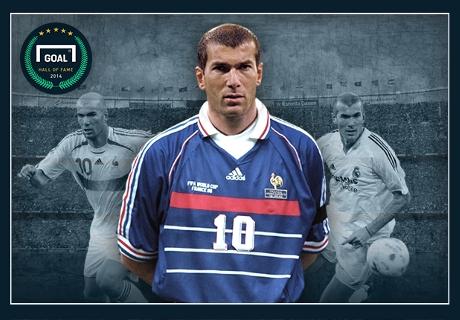 Goal Hall Of Fame: Zidane
