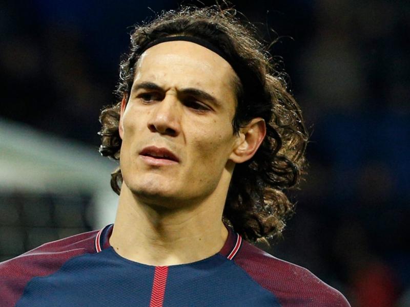 """PSG, Cavani : """"Retourner en Uruguay"""""""