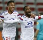 Ligue 1, 16ª - Lione, vittoria al 91'