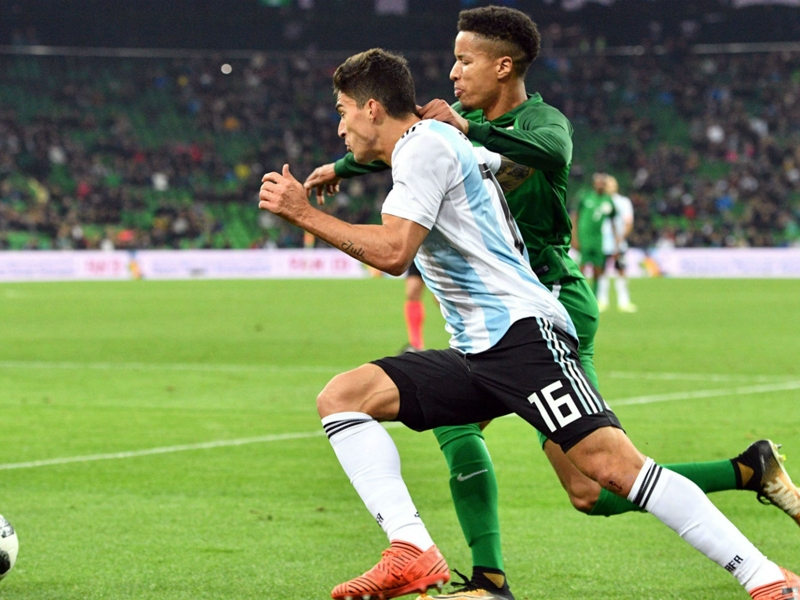 Nigeria are Argentina's biggest threat at World Cup, insists Emiliano Rigoni