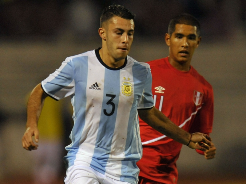 Columbus Crew sign Argentina youth international Valenzuela as designated player