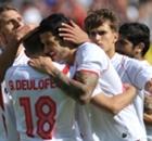 Laporan Pertandingan: Sevilla 1-1 Levante