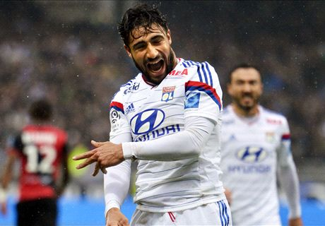 Fekir flattered by Arsenal interest