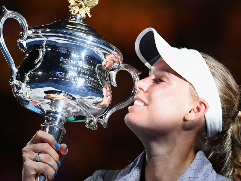 'Impossible is nothing' - Wozniacki tips Liverpool for Premier League glory after Australian Open win