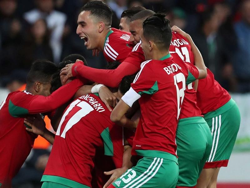 CHAN 2018 : le Maroc et le Soudan en demi-finales