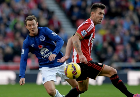 Match Report: Sunderland 1-1 Everton