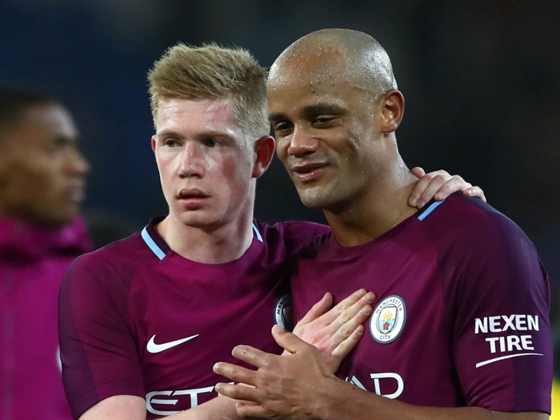 Snooze, don't lose - De Bruyne enjoys Manchester City being boring